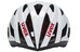 UVEX ultrasonic race Helm white/black